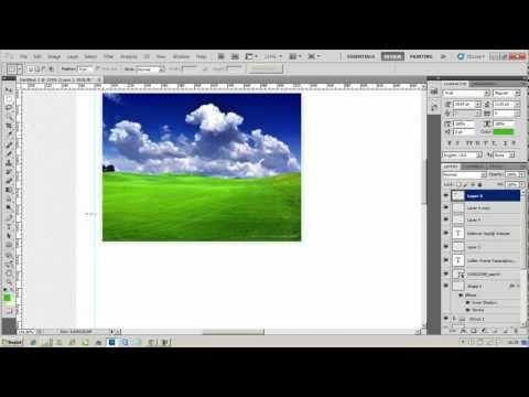 Photoshop Web Tasarım Dersi