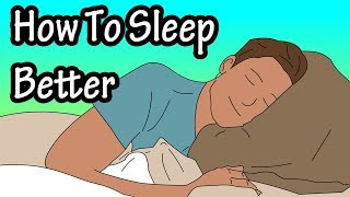 Sleep - How To Sleep Better - Tips For Better Sleep - Relax Before Bed