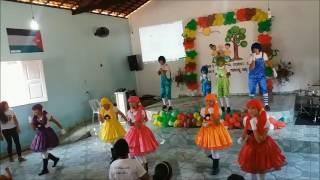 Dança do canguru de Aline Barros
