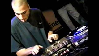 Netik (France) - 2001 DMC World Battle Performance