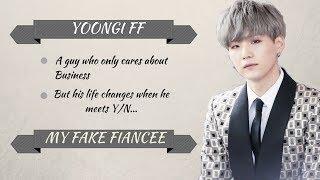 [BTS YOONGI FF] MY FAKE FIANCEE TEASER