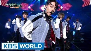SEVENTEEN - BOOM BOOM | 세븐틴 - 붐붐 [Music Bank / 2017.01.06]