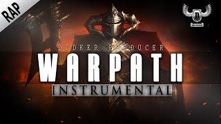 Hard Epic Cinematic RAP INSTRUMENTAL - Warpath
