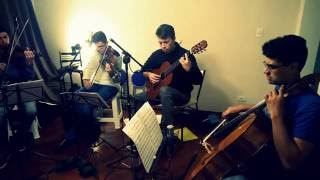 Marcha Nupcial + Somewhere Only We Know - Quarteto Notre Amour - Música Para Casamentos