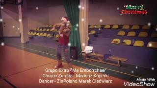 Zumba Fitness Choreography - Grupo Extra - Me Emborrachare