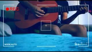 I SEE FIRE(Ed sheeran)!!Faycal  Guitar Cover