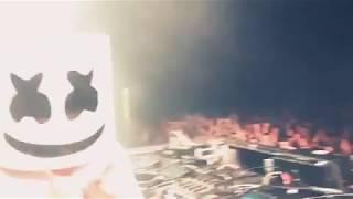 Marshmello - maad city Kendrick Lamar live