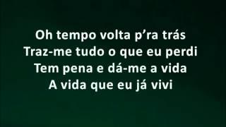 António Mourão - Oh tempo volta p'ra trás