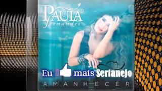 Paula Fernandes - Água No Bico 2015