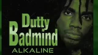 Alkaline Dutty Badmind 2018 New song