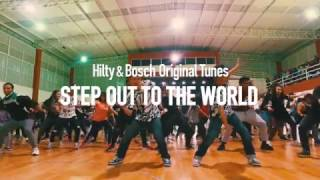 """Hilty & Bosch """"Step Out To The World"""" Teaser trailer"""