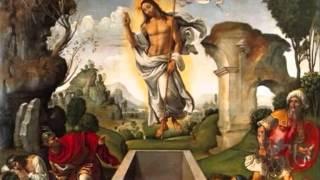 Cristo Ressuscitou! | M. Luís