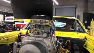 Crusher Camaro First Road Test