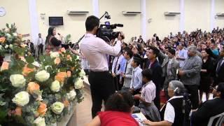 Cantora Fernanda Oliveira - Presença Especial - 2015 - Convenção das Igrejas Visão Missionária