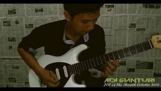 JTC Jam Of The Month October 2016 - Adi Sianturi