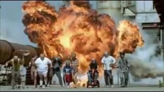 jackass  movie 1 ending  T.T