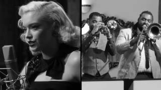 "Heart Of Glass - Vintage '40s ""Old Hollywood"" Style Blondie Cover ft. Addie Hamilton"