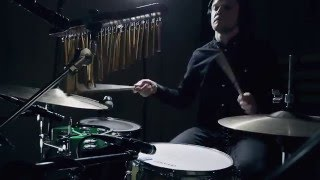 The Cinematic Orchestra - Burnout (drum cover by Kirill Kawerin)