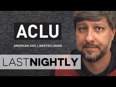 #UniteTheWrong №3: The ACLU and Charlottesville (LAST NIGHTLY №64)
