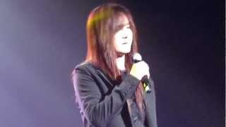 김경호 - 하지 못했던 이야기 (2012.03.09)