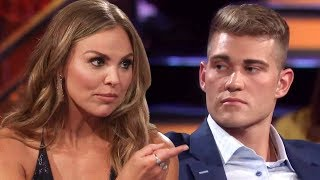 Bachelorette: Men Tell All: Luke Parker Justifies Comments About Hannah Brown's Sex Life
