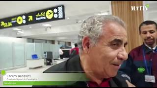 Le voyage du Wydad en Tunisie, de l'embarquement à l'atterrissage