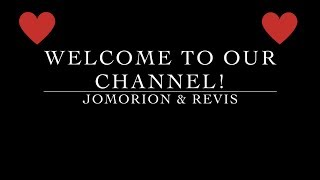 WELCOME TO OUR CHANNEL!❤️❤️❤️🤗