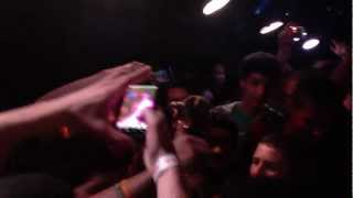 Stage rushed at Lil B show in St. Louis during Wonton Soup #RARE