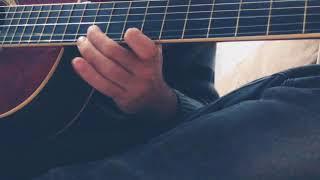Gitar ile Garip filmi fon müziği  solo