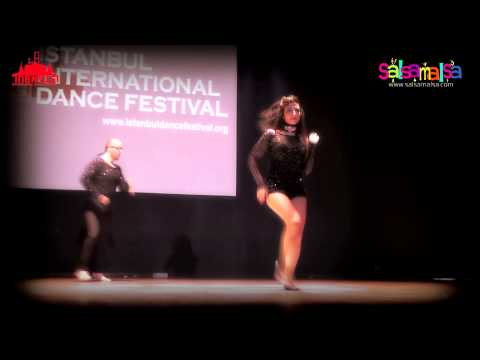 CHA CHA CHA SHOW | ENGIN & DAMLA | ISTANBUL DANCE FESTIVAL