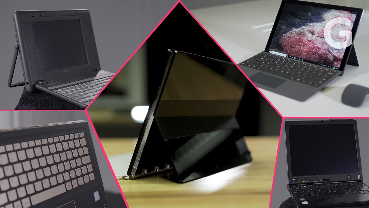 The Quest To Build The Impossible Laptop