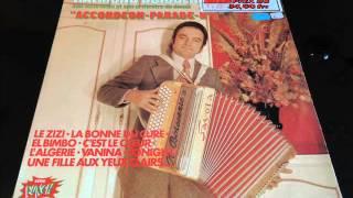 Viens à la maison (Claude François) - par Raymond Boisserie, son accordéon et son orchestre