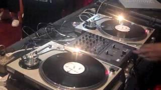 DJ Scratch and Mixmaster ICE