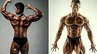 SAMURAI MUSCLES 筋 | Aesthetic Fitness & Bodybuilding Motivation