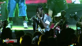 Young Dirty Bastard - Shimmy Shimmy Ya - Summer Jam 2013 - Live Performance