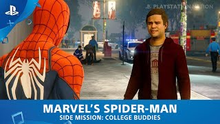 Marvel's Spider-Man (PS4) - Side Mission - College Buddies