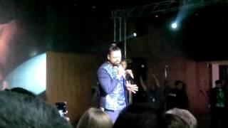 ESCKAZ in Kyiv: Joci Pápai (Hungary) - Origo (at Euroclub)