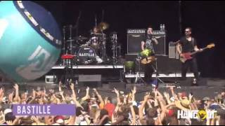 Bastille - Of the night - live from Hangout Festival