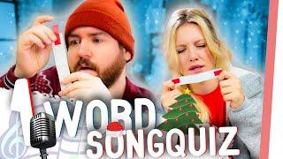 Songs mit nur EINEM Wort erraten? ONE WORD Songquiz
