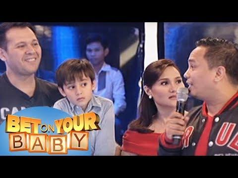 Bet On Your Baby: Eric, nakatikim ng sampal kay Gladys Reyes!