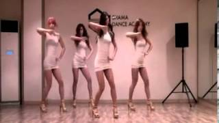 SISTAR ALONE cover dance BlackQueen ver