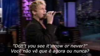 Backstreet Boys More Than That (letra e tradução)
