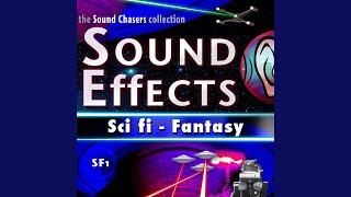 Sci Fi Sound Fx Energy Weapon Charging - Sound Effect