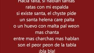 09 Chystemc- Mic on fesion (letra)