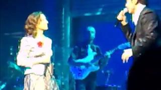 ''Δεν έχω πολλά'' Γλυκερία/Glykeria&Μιχάλης Χατζηγιάννης live - 'VOX' 2007