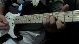 DREAMIN - Liverpool Expres  (Guitar Cover) Renato Paxa
