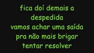Grupo Ta Na Mente - Fica (( COM LETRA ))