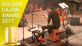 Cajon solo (live) // Schlagwerk Golden Cajon Award 2017