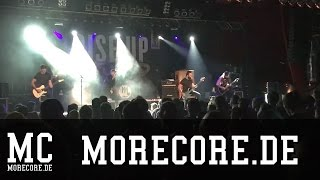MEMPHIS MAY FIRE - Carry On (Live @ Köln, Live Music Hall | 25.11.2016)