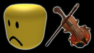 Sad Violin But It's The ROBLOX Death Sound